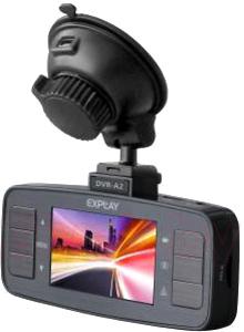 Автомобильный видеорегистратор Explay DVR-A2 - общий вид