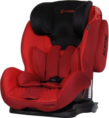 Автокресло Coletto Vivaro Isofix (Red) - общий вид
