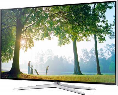 Телевизор Samsung UE55H6400AKXRU - вполоборота
