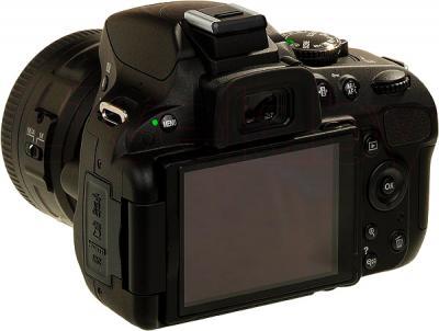 Зеркальный фотоаппарат Nikon D5100 Kit 18-55mm II - общий вид
