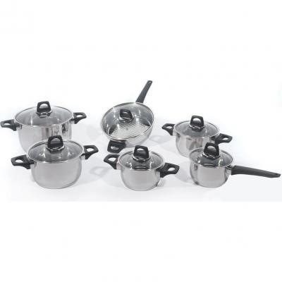 Набор кухонной посуды BergHOFF Vision 1112916 - общий вид