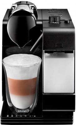 Капсульная кофеварка DeLonghi Lattissima+ EN 520.B - вид спереди