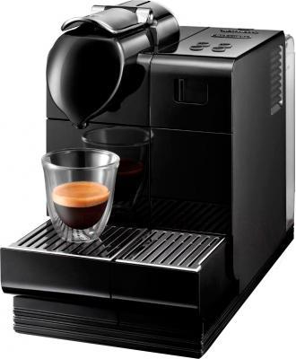 Капсульная кофеварка DeLonghi Lattissima+ EN 520.B - общий вид