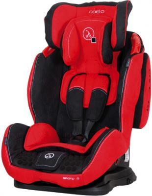 Автокресло Coletto Sportivo (красный) - общий вид