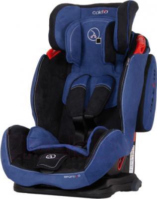 Автокресло Coletto Sportivo Isofix (синий) - общий вид
