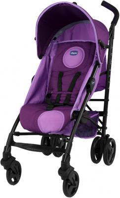 Детская прогулочная коляска Chicco LIte Way Complete (Fuchsia) - общий вид