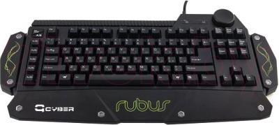 Клавиатура Qcyber Rubus GK 001 - общий вид