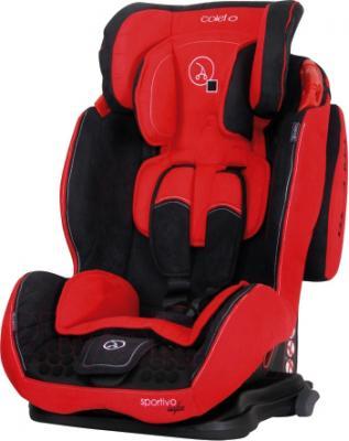 Автокресло Coletto Sportivo Isofix (Red) - общий вид