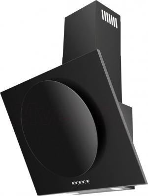 Вытяжка декоративная Ciarko NTO (60, черный) - общий вид