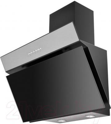 Вытяжка декоративная Ciarko SBO (60, черный) - общий вид