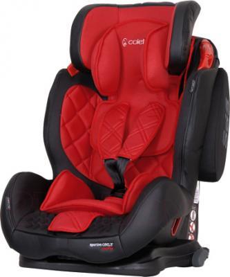 Автокресло Coletto Sportivo Only Isofix (Red) - общий вид