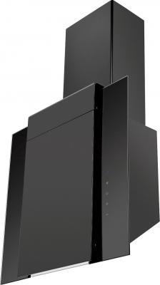 Вытяжка декоративная Ciarko NUMIA (60, черный) - общий вид