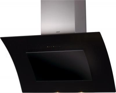 Вытяжка декоративная Cata ARTE (90, Glass Black) - общий вид