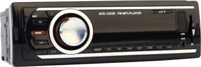 Бездисковая автомагнитола ACV AVS-1302R - общий вид
