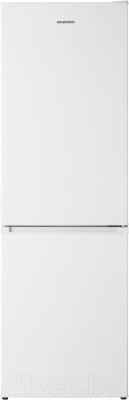 Холодильник с морозильником Daewoo RN-331NPW - общий вид