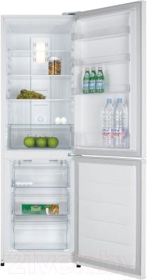 Холодильник с морозильником Daewoo RN-331NPW - в открытом виде