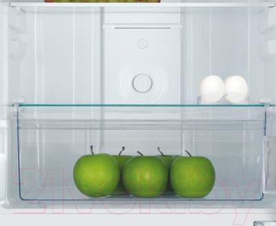 Холодильник с морозильником Daewoo RN-331NPW