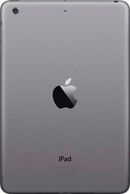 Планшет Apple iPad mini 64GB Space Gray (ME278TU/A) - вид сзади