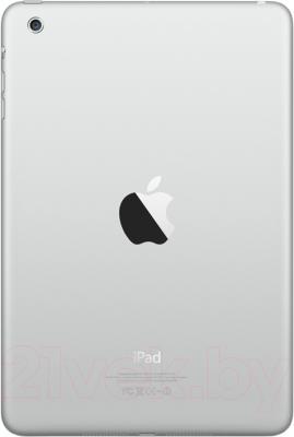 Планшет Apple iPad mini 128GB Silver (ME860TU/A) - вид сзади