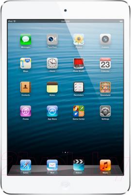 Планшет Apple iPad mini 128GB Silver (ME860TU/A) - общий вид