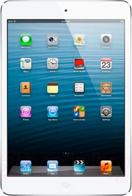 Планшет Apple iPad mini 64GB 4G Silver (ME832TU/A) - общий вид