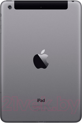Планшет Apple iPad mini 128GB 4G Space Gray (ME836TU/A) - общий вид