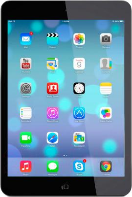 Планшет Apple iPad mini 128GB 4G Space Gray (ME836TU/A) - вид сзади