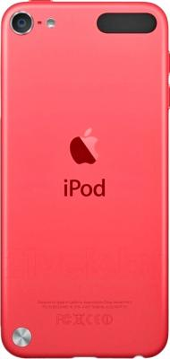 MP3-плеер Apple iPod touch 64Gb MC904RP/A (розовый) - вид сзади