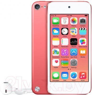 MP3-плеер Apple iPod touch 64Gb MC904RP/A (розовый)