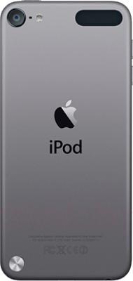 MP3-плеер Apple iPod touch 64GB ME979RP/A (серый) - вид сзади