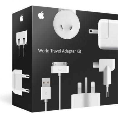 Сетевое зарядное устройство Apple MB974/B