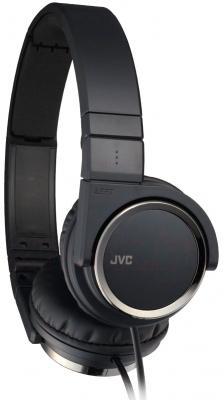 Наушники JVC HA-S400-B-E - вид сбоку