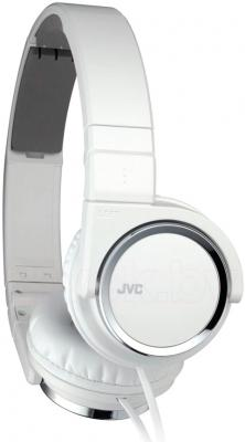 Наушники JVC HA-S400-W-E - вид сбоку