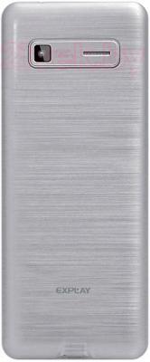 Мобильный телефон Explay SL260 (Silver) - задняя панель