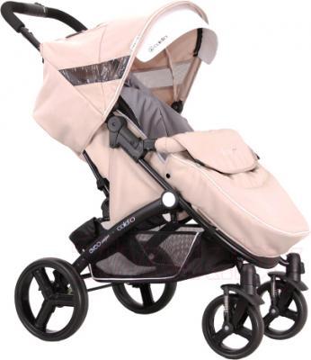 Детская прогулочная коляска Coletto Aveo Comfort (Beige) - общий вид