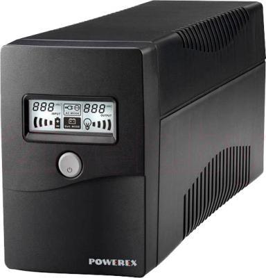 ИБП Powerex VI 850 LCD - общий вид
