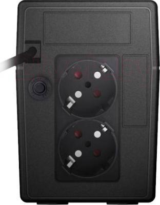 ИБП Powerex VI 850 LCD - вид сзади