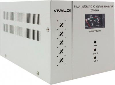 Стабилизатор напряжения VIVALDI ZTY-1KVA - общий вид