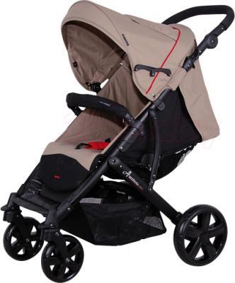 Детская прогулочная коляска Coletto Amico (Beige) - общий вид