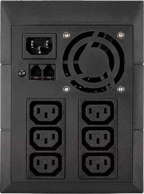 ИБП Eaton 5E IEC 1100VA (5E1100iUSB) - вид сзади