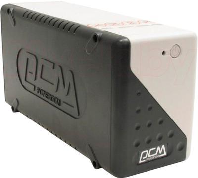 ИБП Powercom WAR-500A - общий вид