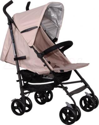 Детская прогулочная коляска Coletto Camino (Light Beige) - общий вид