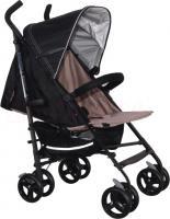 Детская прогулочная коляска Coletto Camino (Black) -