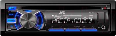 Автомагнитола JVC KD-R647EED - общий вид