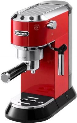Кофеварка эспрессо DeLonghi Dedica EC 680.R - общий вид