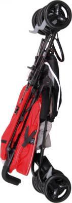 Детская прогулочная коляска Coletto Camino (Red) - в сложенном виде