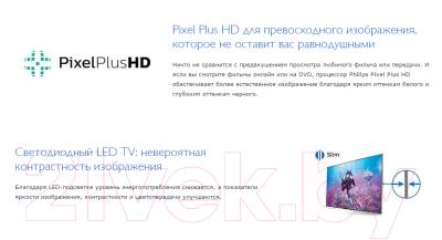 Телевизор Philips 24PHT5619/60