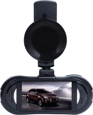 Автомобильный видеорегистратор Geofox DVR960 - дисплей