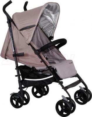 Детская прогулочная коляска Coletto Camino (Dark Beige) - общий вид