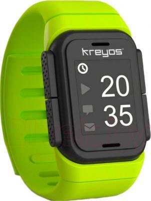 Интеллектуальные часы Kreyos Meteor (Green) - общий вид